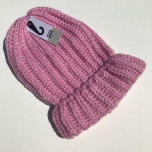 Nordstrom BP. Fuzzy Knit Beanie